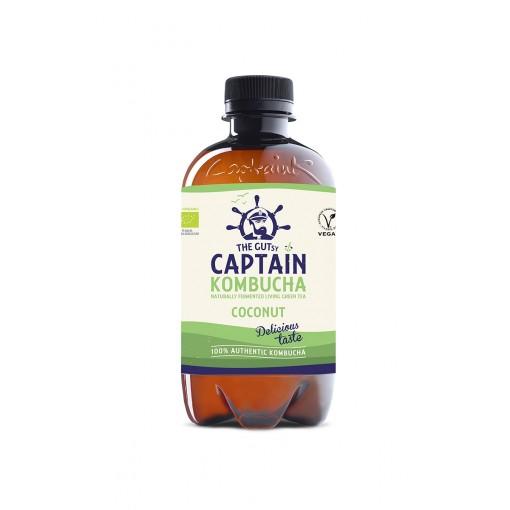 Kombucha Coconut van Captain Kombucha