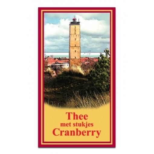 Thee Met Cranberry van Terschellinger