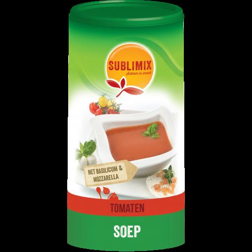 Tomatensoep 240 gram van Sublimix