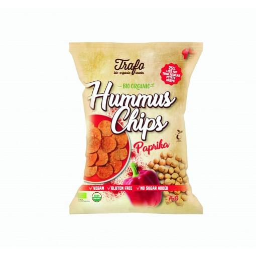 Hummus Chips Paprika van Trafo