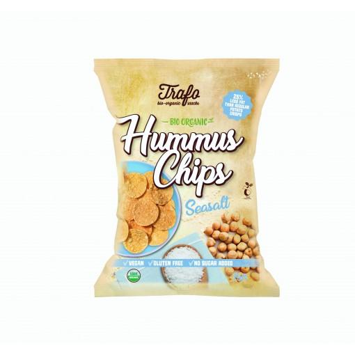 Hummus Chips Zeezout van Trafo