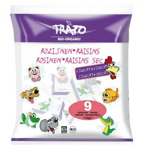 Rozijnen Yoghurt van Trafo