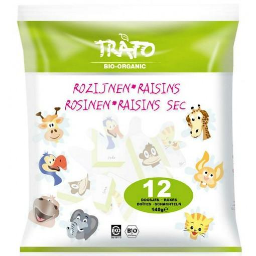 Rozijnen van Trafo