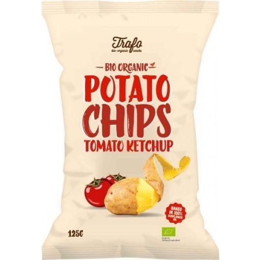 Aardappelchips Tomaten Ketchup van Trafo