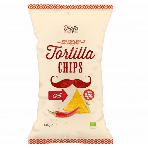 Tortilla Chips Chili van Trafo