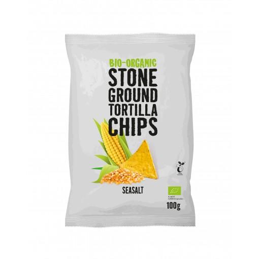Tortilla Chips Seasalt van Trafo
