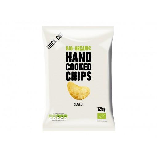Handcooked Chips Seasalt van Trafo