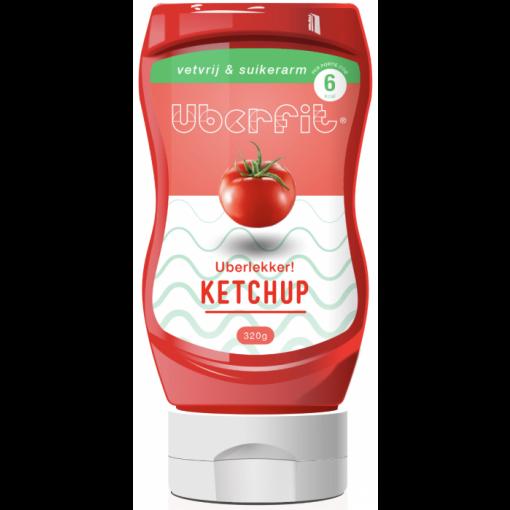 Ketchup van Uberfit