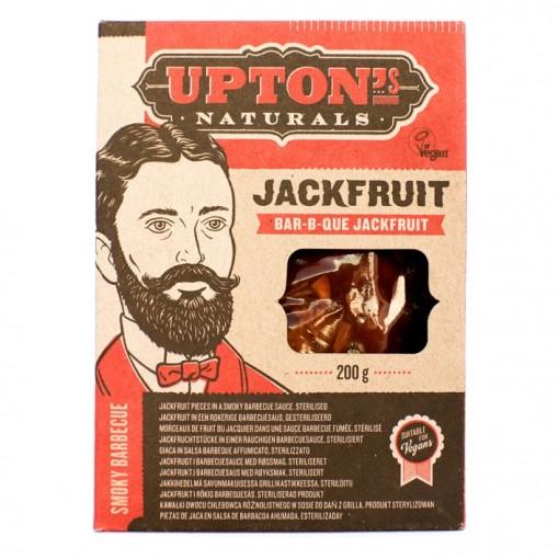 Jackfruit Bar-b-que van Upton's Naturals