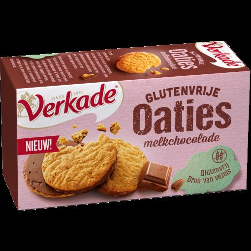 Glutenvrije Oaties Melkchocolade van Verkade