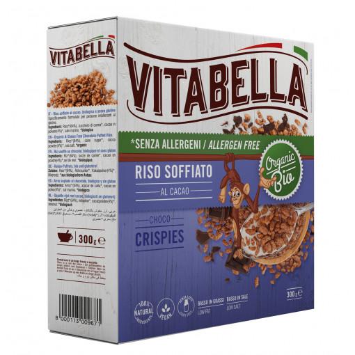 Choco Crispies van Vitabella