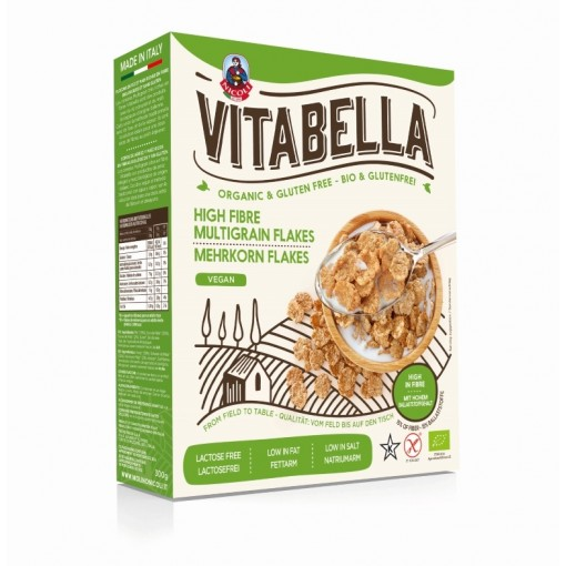 Multigrain Flakes van Vitabella