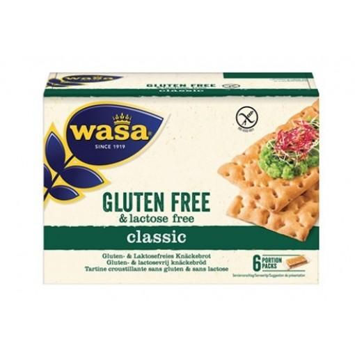 Zweeds Knackebrood van Wasa