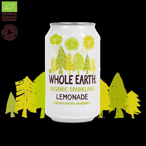 Frisdrank Lemonade van Whole Earth