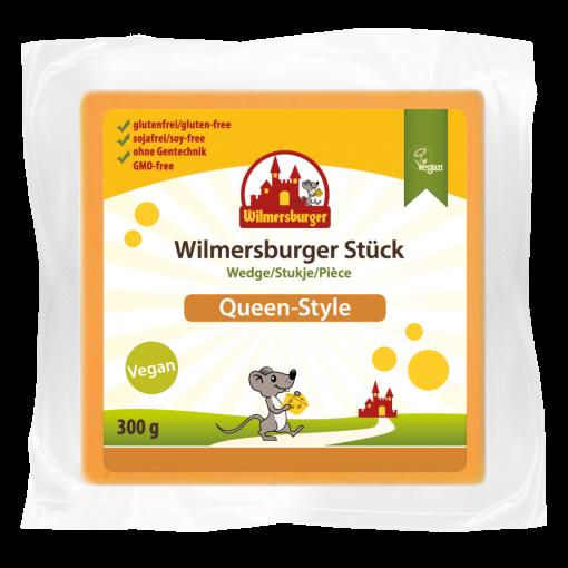 Blok Kaas Cheddar van Wilmersburger