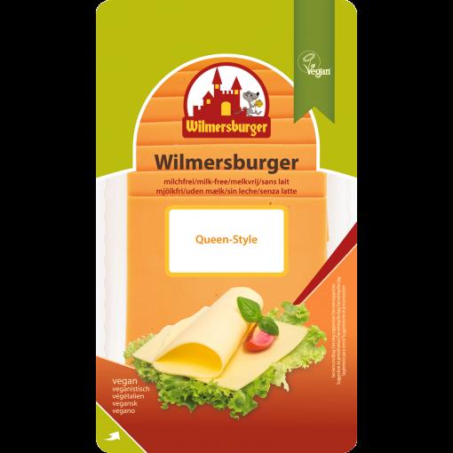 Plakjes Kaas Cheddar van Wilmersburger