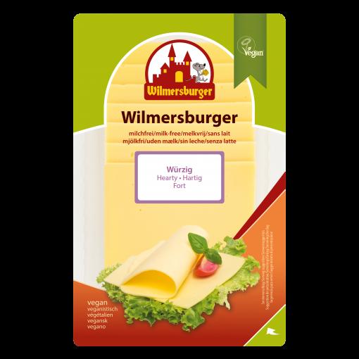 Plakjes Kaas Hartig van Wilmersburger