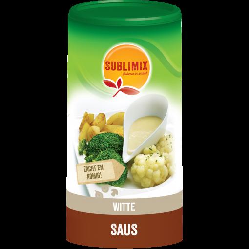 Witte Saus 240 gram van Sublimix