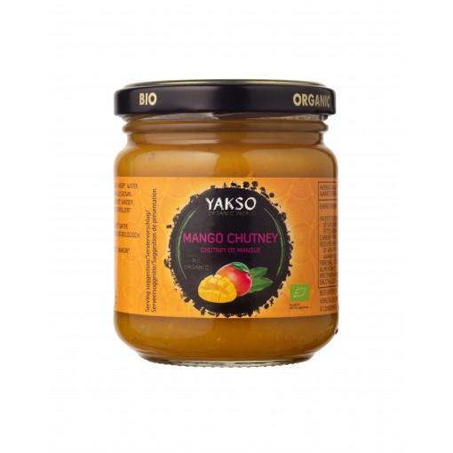 Mango Chutney van Yakso