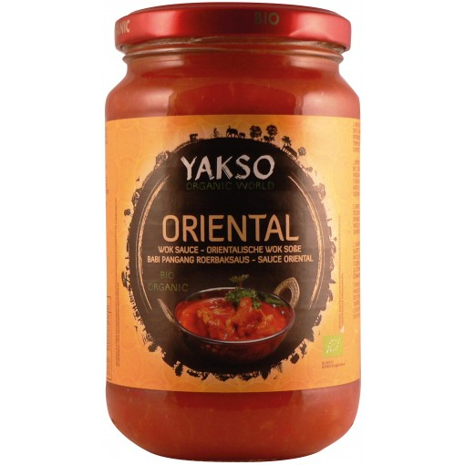 Oriental Roerbaksaus van Yakso