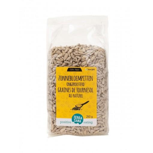 Zonnebloempitten 250 gram van Terrasana