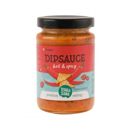 Terrasana Dipsaus Hot & Spicy