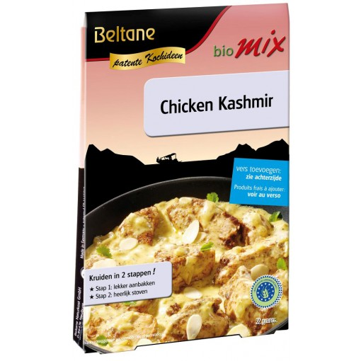 Chicken Kashmir