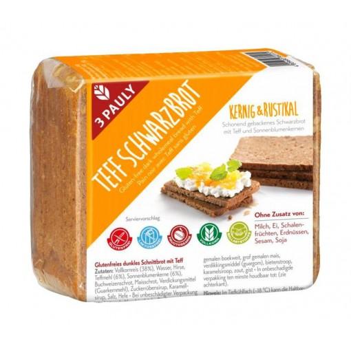 3Pauly Teff Volkorenbrood