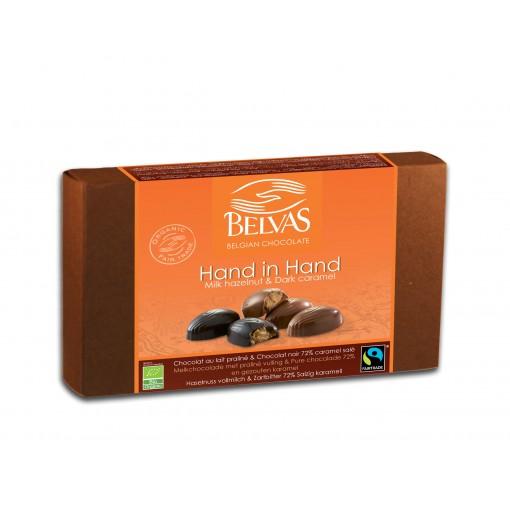 Hand In Hand Gevulde Chocolade