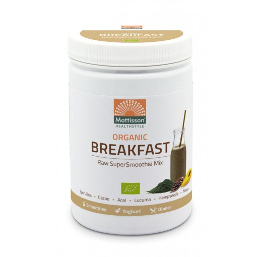 Mattisson Super Smoothie Raw Breakfast Mix