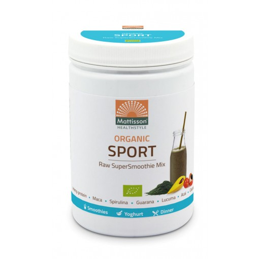 Mattisson Super Smoothie Raw Sport Mix
