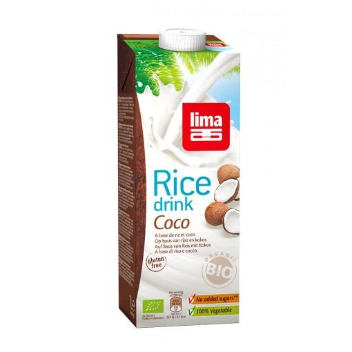Lima Rijstdrank Kokos