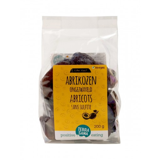 Abrikozen 200 gram