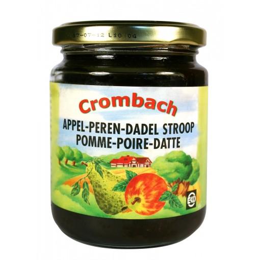 Dadel-Peer-Appelstroop Biologisch