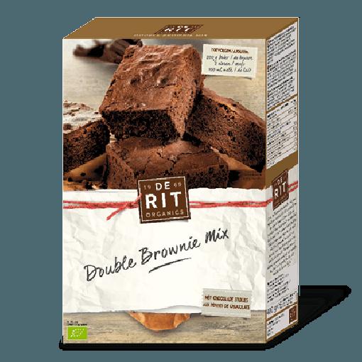 De Rit Double Brownie Mix
