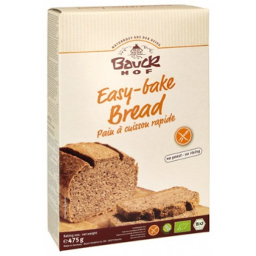 Bauckhof Snelklaar Broodbakmix