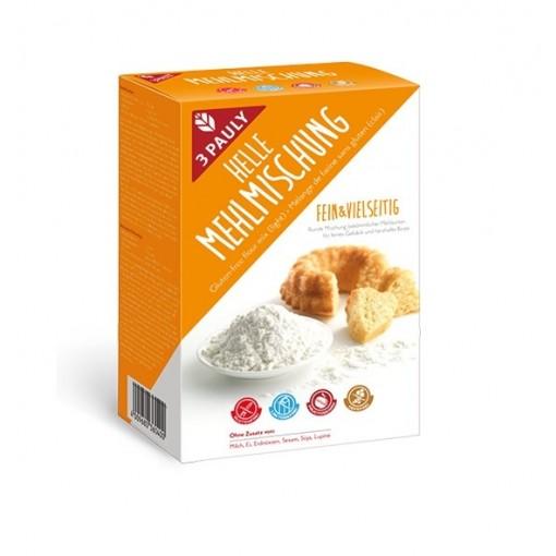 3Pauly Broodmeel en Keukenmix