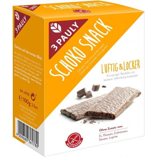 3Pauly Choco Snack