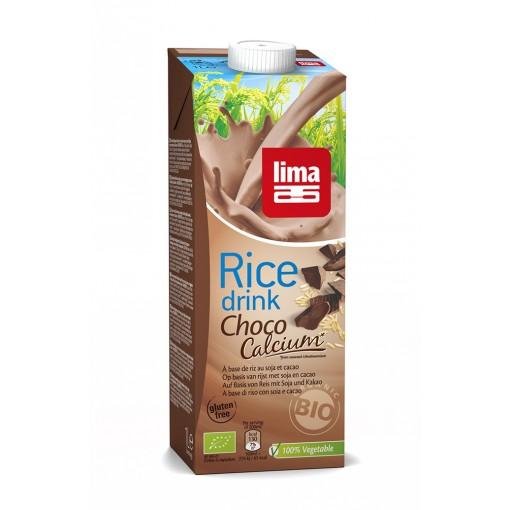 Lima Rijstmelk Choco 1 liter
