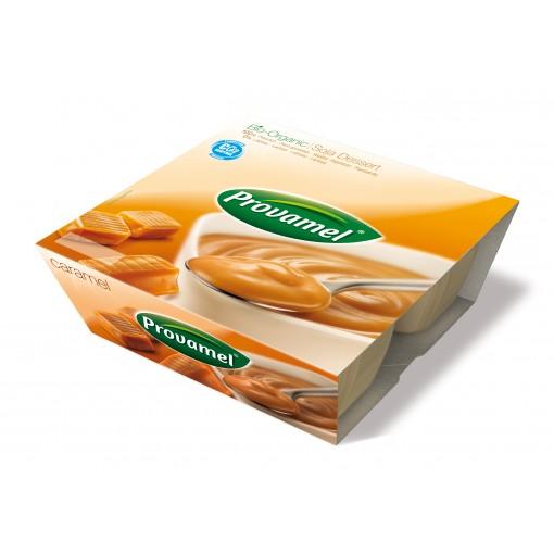 Provamel Soja Dessert Karamel 4-pack