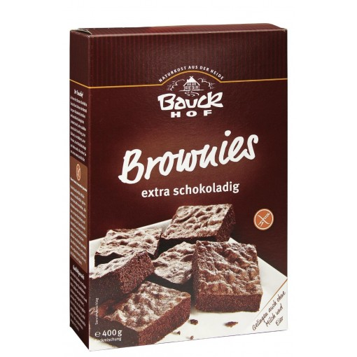 Bauckhof Brownie-mix