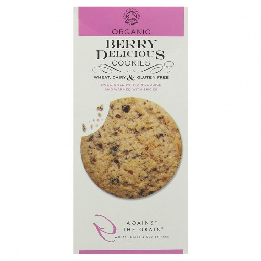 Against the Grain Berry Delicious Cookies