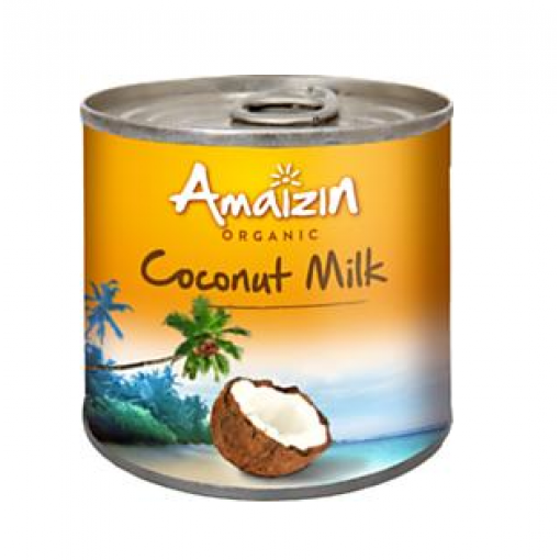 Amaizin Kokosmelk 200 ml