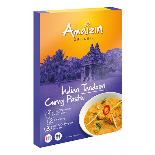 Amaizin Indian Tandoori Curry Paste
