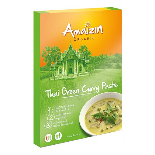 Amaizin Thai Green Curry Paste