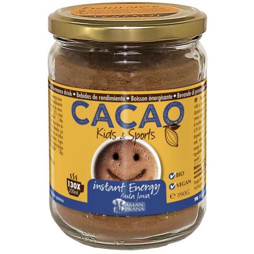 Aman Prana Instant Energy Cacao Kids & Sports 390 gram