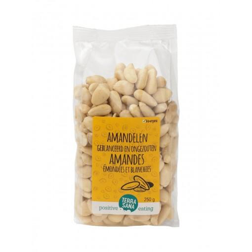Terrasana Amandelen Wit 250 gram