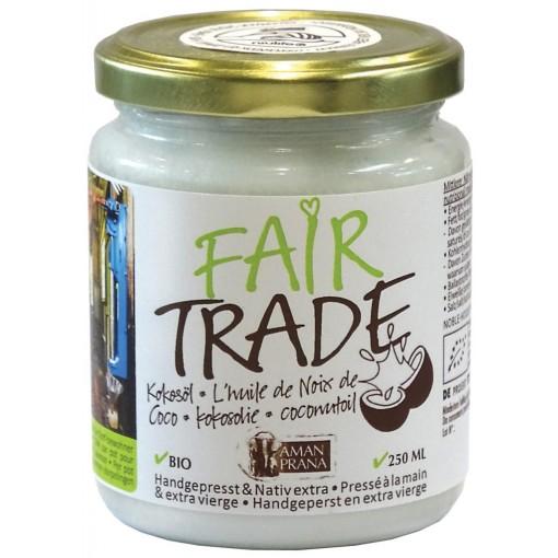 Aman Prana Kokosolie Fair Trade 250 ml