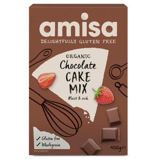 Amisa Chocolade Cakemix