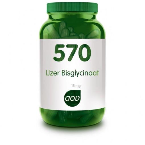 AOV 570 IJzer Bisglycinaat